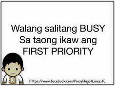 Memes Pinoy, Memes Tagalog, Pinoy Quotes, Tagalog Love Quotes, Qoutes, Tagalog Quotes Hugot Funny, Hugot Quotes, Love Quotes Facebook, Patama Quotes