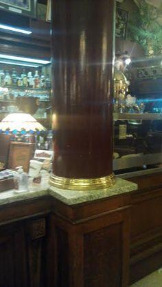 CAFÉ TORTONI-Buenos Aires