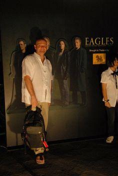 Eagles at Bangkok