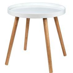 výrobek je dodáván částečně sestavený, nohy musí být namontovány Butler, Design Tisch, Home Furniture, Retro, Table, Home Decor, Interior Ideas, Glamour, Light Oak