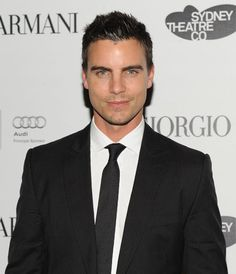 Colin Egglesfield - loved him since Something Borrowed and now on the CLient List