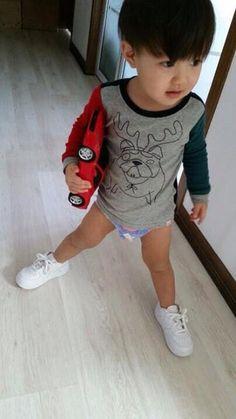 Cute Kids, Cute Babies, Baby Kids, Tae Oh, Kaisoo, Nct, Ulzzang, Sons, Preschool