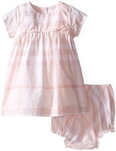 Obliging Burberry Baby Girl Dress 18 Months Dresses Baby