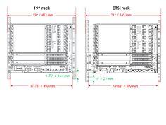19 inch rack dimensions - Google zoeken