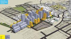 3D Draft Plan of Parramatta