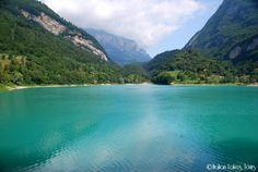 Lago di Tenno http://www.italianlakestours.com