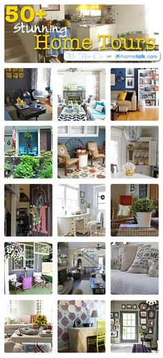 Parade of Homes: 50+ Stunning Home Tours | Mrs. Hines' Class