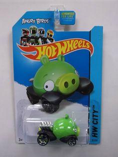 Hot Wheels Angry Birds Minion