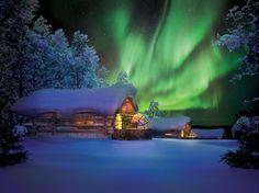 Kakslauttanen Arctic Resort - Picture gallery