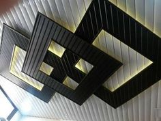 Great PVC Wall Panel Ceiling Designs