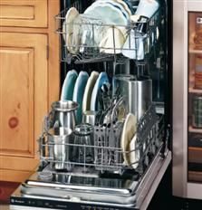 "This 18"" dishwasher for small kitchen, butlers pantry or guest house"