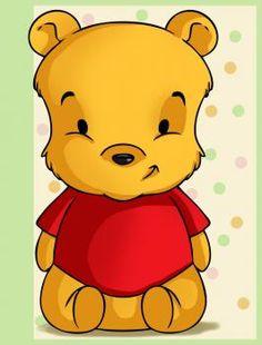 Disney - How to Draw Baby Winnie the Pooh