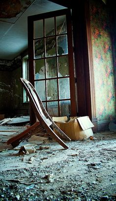 abandoned military academy in Ohio
