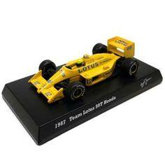 Kyosho 2013 Ayrton Senna Collection escala 1/64 : ...
