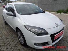2012 Renault Megane 1.4tce Gt- Line 5dr  Western Cape Tokai_0