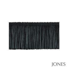Jones Interiors I Trimmings Velvet Corner Sofa, Art Deco Period, Lampshades, House Styles, Jet, Broadway, Cushions, Interiors, Create
