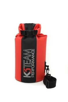 Water Sports K3 Team Performance Pro-tech 10 Liter Waterproof Dry Bag Tube Colours Are Striking Accessories