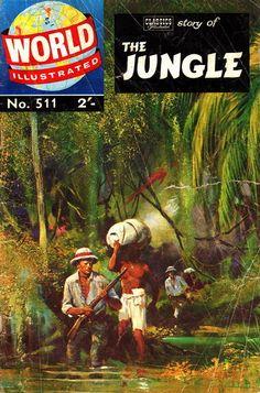 World Illustrated, Issue 511