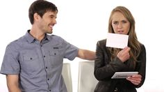 Graham Wardle & Amber Marshall on playing Ty & Amy - Heartland