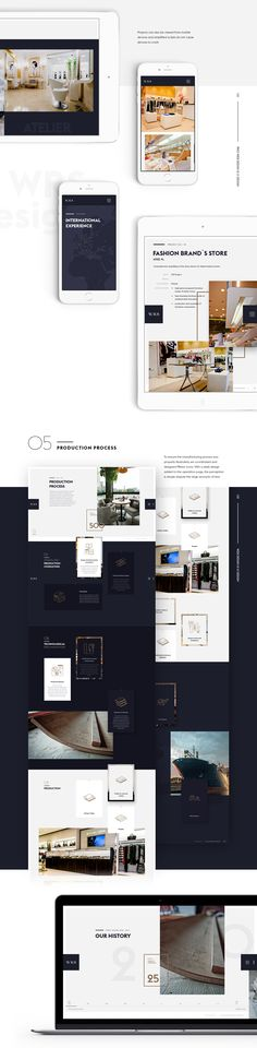 WRS Design is a Polish family company dedicated to the design and manufacturing of furniture. Their portfolio includes some of the biggest fashion brands known to customers throughout the world. Our task was to design and implement a new web service; a m…