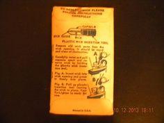 Repair Kit for Vu Lighter by Scripto | eBay