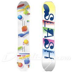 Tabla snow Slash ATV 154