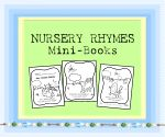 Nursery Rhyme mini books