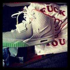 Air Yeezy II chez My Sneaker