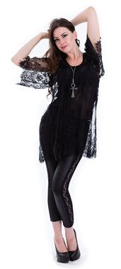 df89eb0702c Gothic Attitude Hippy Goth Lace Dress. Kate s Clothing
