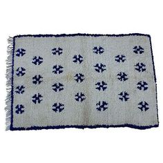 Moroccan Unity Rug - $1,459 on Chairish.com