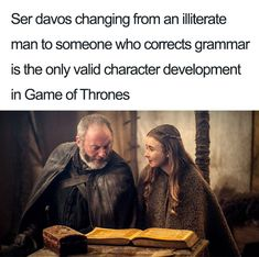 Are you searching for inspiration for got characters?Browse around this website for perfect GoT memes. These inspirational memes will make you happy. Gsme Of Thrones, Arte Game Of Thrones, Game Of Thrones Facts, Game Of Thrones Series, Game Of Thrones Funny, Davos, Got Characters, Got Memes, Funny Memes