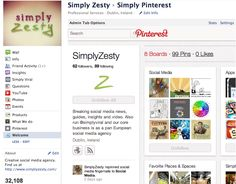 How to add the pinterest app to your Facebook page - genius!
