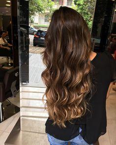 """2,948 curtidas, 33 comentários - Marciooliveira_oficial (@marciooliveira_oficial) no Instagram: """"Reparem o brilho desse cabelo!!feito com #airlibretruss #blond#ombre#castanhoiluminado…"""""""