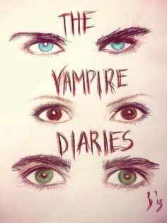 the vampire diaries dibujos - Buscar con Google