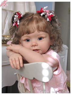 Details about Custom Order for Reborn Baby Toddler BONNIE Doll