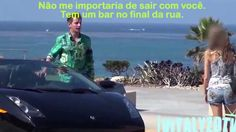 PEGADINHA COM MULHER INTERESSEIRA SÓ QUER SAIR DEPOIS QUE VÊ O CARRÃO KK...