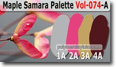 Maple Samara Palette by Polymer Clay Tutor