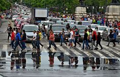 Banco de Historia Visual ©: Reminiscencias de Abbey Road...