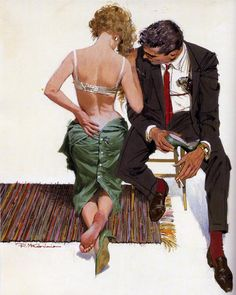 Film Poster for James Bond by Robert McGinnis