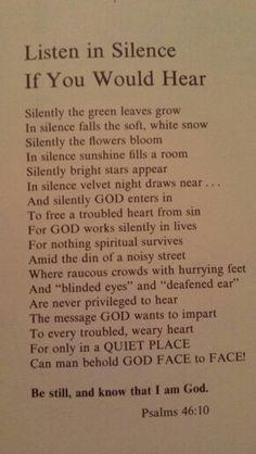 Poem by Helen Steiner Rice