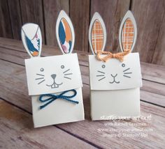 Click here to see lots of ideas created with the March 2017 Bunny Buddies Paper Pumpkin kit … #stampyourartout - Stampin' Up!® - Stamp Your Art Out! www.stampyourartout.com