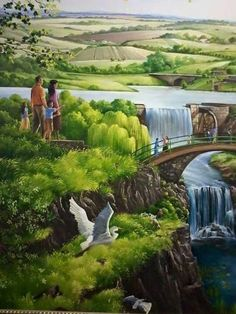 The earth is .You can find Paradise and more on our website.The earth is . Life In Paradise, Paradise On Earth, Bible Promises, Gods Promises, Jehovah Paradise, Isaiah 65, Psalm 37, Caleb Y Sofia, Paradise Pictures