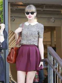 Taylor Swift out shopping in LA May 18