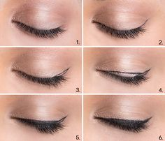 The Secret Trick to Nailing the Perfect Cat-Eye  http://www.womenshealthmag.com/beauty/perfect-cat-eye