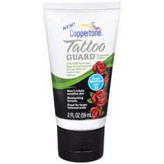 I'm learning all about Coppertone Tattoo Guard Lotion at @Influenster!