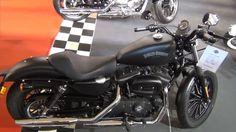 Harley-Davidson XL883N Iron 883
