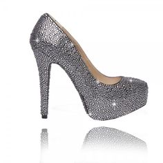6495cd7dd90f81 37 Best Crystal Shoes images
