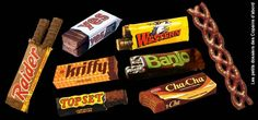 La barre chocolat caramel les bonbons de notre enfance pinterest caramel et articles - Gateau annee 80 ...