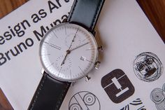 Junghans Max Bill Chronoscope Watch Review #watches #menswatches #mensfashion