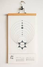 Image result for innovative calendar designs